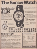 Soccer Watch 1971