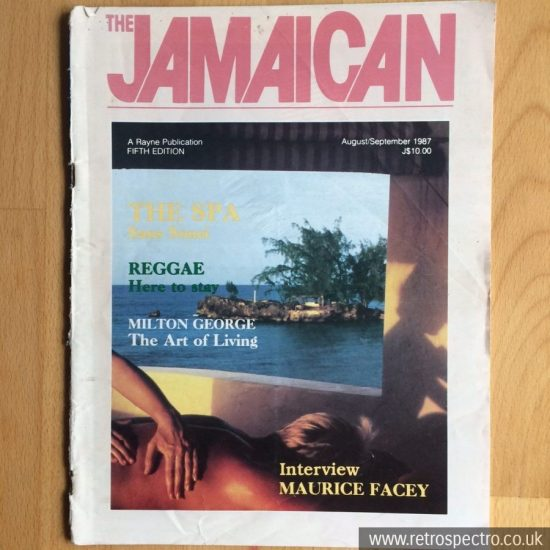 The Jamaican magazine
