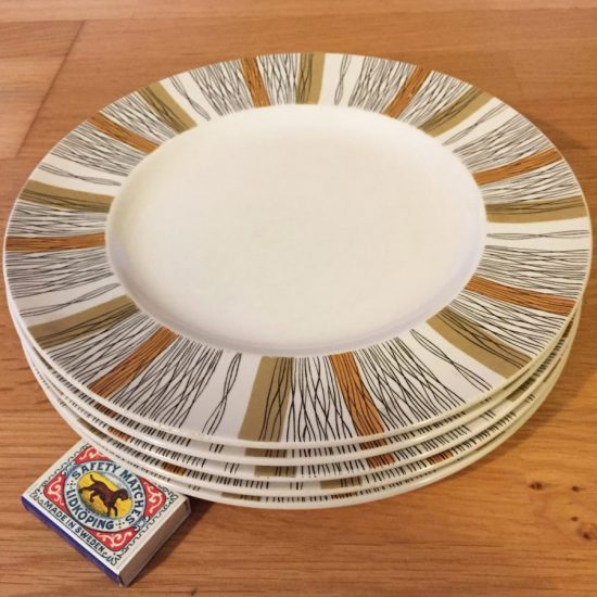 Midwinter Sienna Dinner Plates