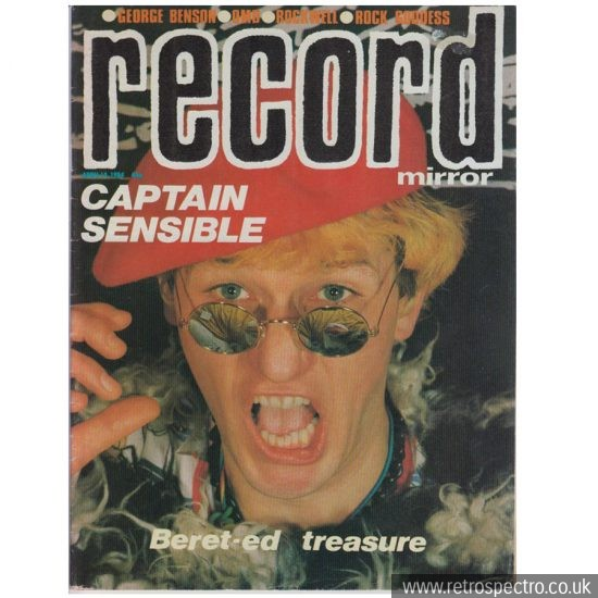 Record Mirror April 14, 1984