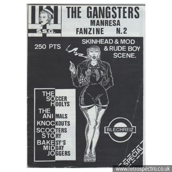 The Gangsters Fanzine