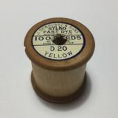 D.20 Yellow