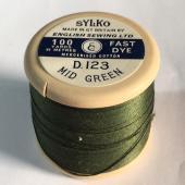 D.123 Mid Green