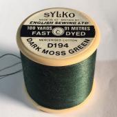 D194 Dark Moss Green