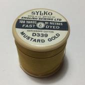 D339 Mustard Gold